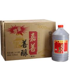 嘉善黄酒13.8°嘉善善酿黄酒3000L*6桶半甜型