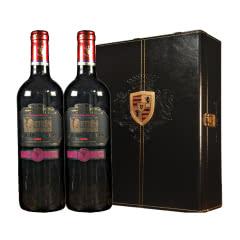 路易拉菲2008特选干红葡萄酒红酒礼盒装750ml*2