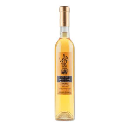 雅典娜金钻甜白葡萄酒500ml
