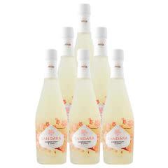 8°西班牙进口桑德拉樱花风味配制酒 375ml(6瓶装)