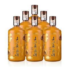 53°金沙原浆酒1000ml (6瓶装)
