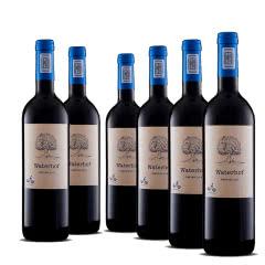 南非原瓶进口红酒 天阶酒庄沃特皮诺 Waterhof 塔吉干红葡萄酒 750ml(6瓶装)