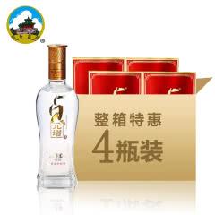 41.8°丛台酒贞元增(银卡)480ml(4瓶装)