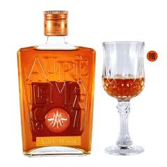 40°高地(AureleMarcot)XO 白兰地 法国进口洋酒白兰地200mL单瓶