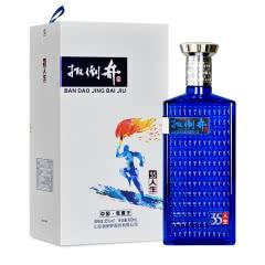 【酒厂直营】扳倒井35°人生480ml单瓶装