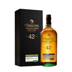 49.3°苏格登42年单一麦芽威士忌700ml