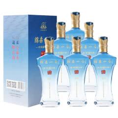 42°乾隆下江南绵柔一号G10芝麻香型480ml(6瓶装)
