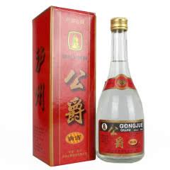 38°公爵曲酒 浓香型 480ml(1999年)