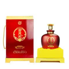 53°古贝春建厂65周年古贝元纪念酒 酱香型白酒 2.5L