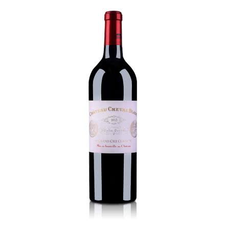 (列级庄·名庄正牌)白马酒庄2013干红葡萄酒750ml