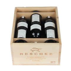 澳洲进口雷施克天空赤霞珠干红葡萄酒750ml*6原箱木盒