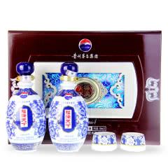 52°贵州茅台集团 百花福(礼盒)500ML*2