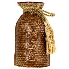 52度湘西王酒 国产高度浓酱兼香型白酒 500ml单瓶装