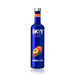 21°深蓝黄桃风味利口酒700ml