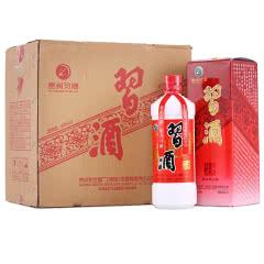 53°茅台集团习酒老习酒酱香型白酒500ml(6瓶装)