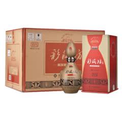 46°+70°仰韶彩陶坊献礼中国465ml+35ml(6瓶装)