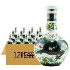 53°牛栏山珍品30 125ml(12瓶装)