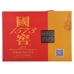 52°国窖1573(曾娜大师收藏版)485ml(2014年)1盒3瓶