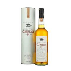 46°克里尼利基14年单一麦芽威士忌700ml