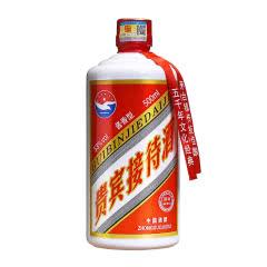 贵州酱香型国产白酒 纯粮食原浆老酒高粱酒单瓶装500ml