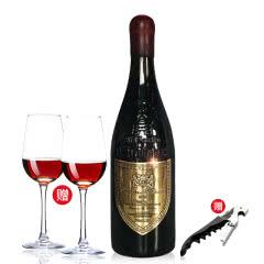 法国波尔多AOC法兰骑士·圣宴干红葡萄酒750ml