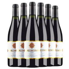 法国原酒进口红酒 杜赛托珍藏金标干红葡萄酒750ml*6(整箱)