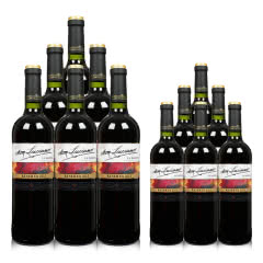 西班牙进口DO级红酒亚诺珍藏干红葡萄酒750ml*6买一箱送一箱