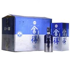 52° 舍得酒(600年窖池酿造)600ml(2012-2013年)6瓶装