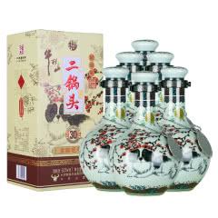 53°牛栏山二锅头 青龙珍品三十(30)年度甄选 清香型白酒 500ml*6瓶 整箱装