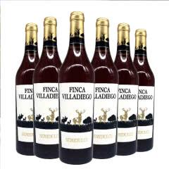 西班牙原瓶进口干白葡萄酒 金鹿半甜型葡萄酒金色500ml×6瓶