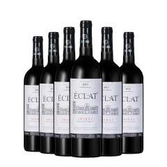 澳洲整箱红酒澳大利亚怡亨酒庄精选曼迪西拉干红葡萄酒750ml(6瓶装)
