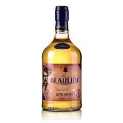40°法国(原瓶进口)法圣古堡公爵威士忌(时空纪念款)700ml