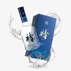 褚酒 52度 高粱酒 清香型 云南褚酒庄园 褚源系列 褚源500ml