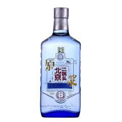 42°永丰牌北京二锅头原浆蓝瓶500ml(买11得整箱12瓶)