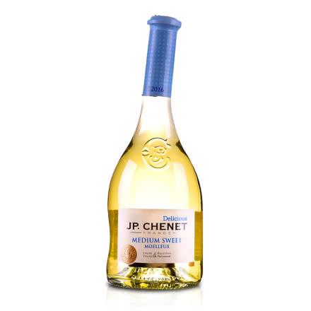 【包邮】法国香奈半甜白葡萄酒750ml