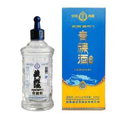 52°藏佳纯青稞酒450ml单瓶装西藏特产白酒
