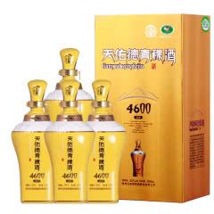 52°天佑德青稞酒青海互助海拔4600高原清香型白酒500ml(4瓶整箱装)