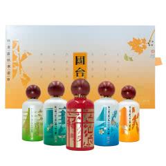 53°国台四季礼盒秋100ml*5