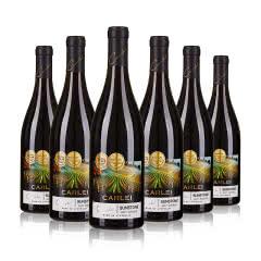 澳大利亚-卡利-SUNSTONE系列西拉干红葡萄酒750ml*6(整箱)