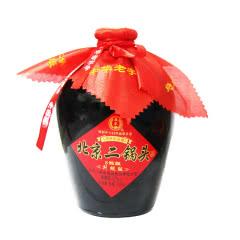 42度北京永丰牌二锅头8陈酿升级版清香型白酒500ml*1瓶
