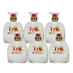 52°酒鬼酒 179酒179ml*6瓶装