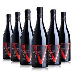 澳洲 红酒 卡利 酒庄VAT 9西拉干红葡萄酒750ml*6(整箱)