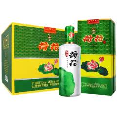 53°国乡荷花酒酱香型500ml*6整箱装