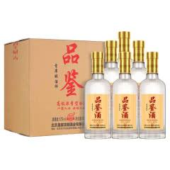 52°京都荣誉将军品鉴酒 浓香型优级白酒 500ml(6瓶装)