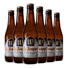 荷兰进口精酿 康文修道院啤酒-教堂白啤酒 330ml*6瓶