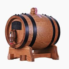 40°法国派斯顿橡木桶XO白兰地1.5L/桶