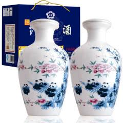 53°泓誉阖家欢乐1500ml*2瓶礼盒装