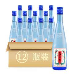 52°衡水衡记老白干时尚光瓶450ml(12瓶装)