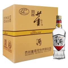 54°董酒 密藏 430ml*6瓶 整箱装