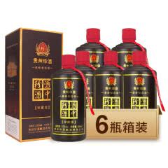 53°珍酒酱香酒中珍品珍藏版500ml*6瓶